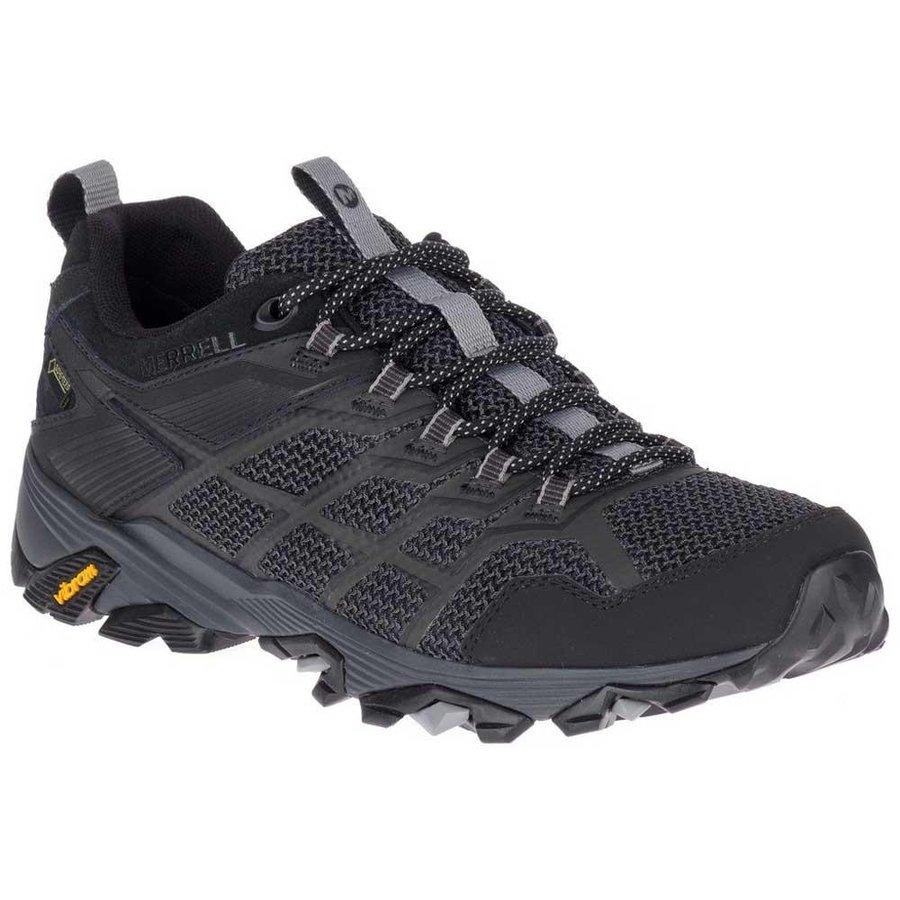 [ メレル ] Moab FST 2 Goretex ( Black ) ★ 登山靴 ・ 靴 ・ 登山 ・ アウトドアシューズ ・ 山歩き ★