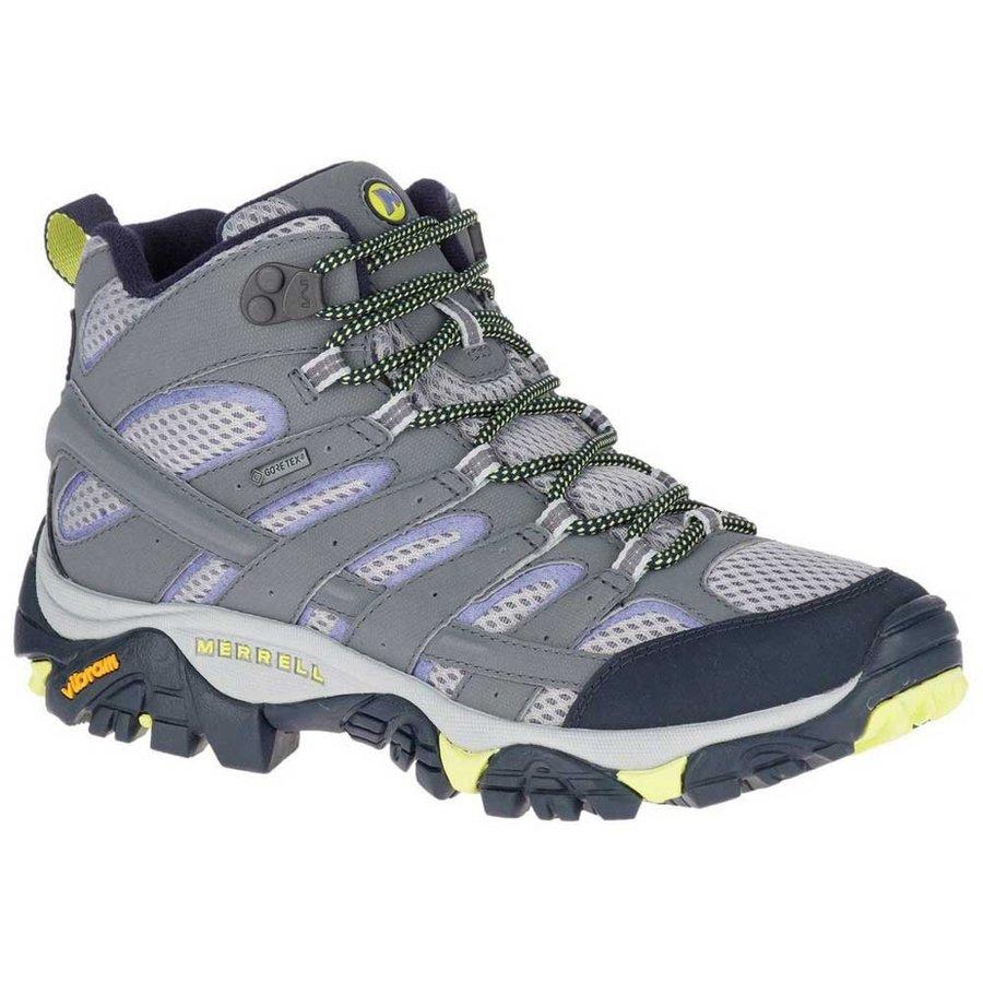 [メレル]Moab 2 Mid Goretex ウーマン(Navy / Morning)★登山靴・靴・登山・アウトドアシューズ・山歩き★