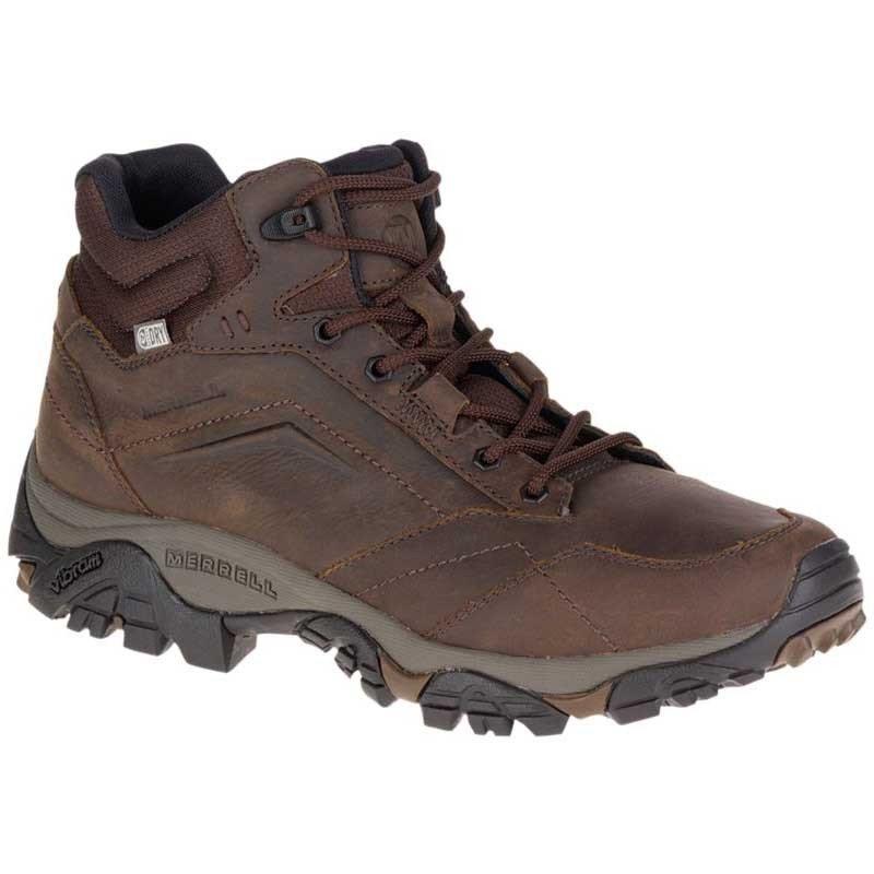 [ メレル ] Moab Adventure Mid Waterproof ( Dark Earth ) ★ 登山靴 ・ 靴 ・ 登山 ・ アウトドアシューズ ・ 山歩き ★