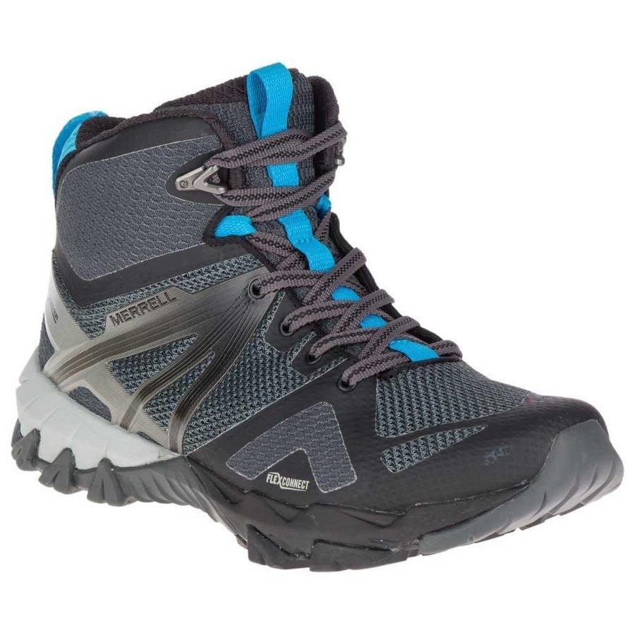 [ メレル ] MQM Flex Mid ウーマン ( Black ) ★ 登山靴 ・ 靴 ・ 登山 ・ アウトドアシューズ ・ 山歩き ★