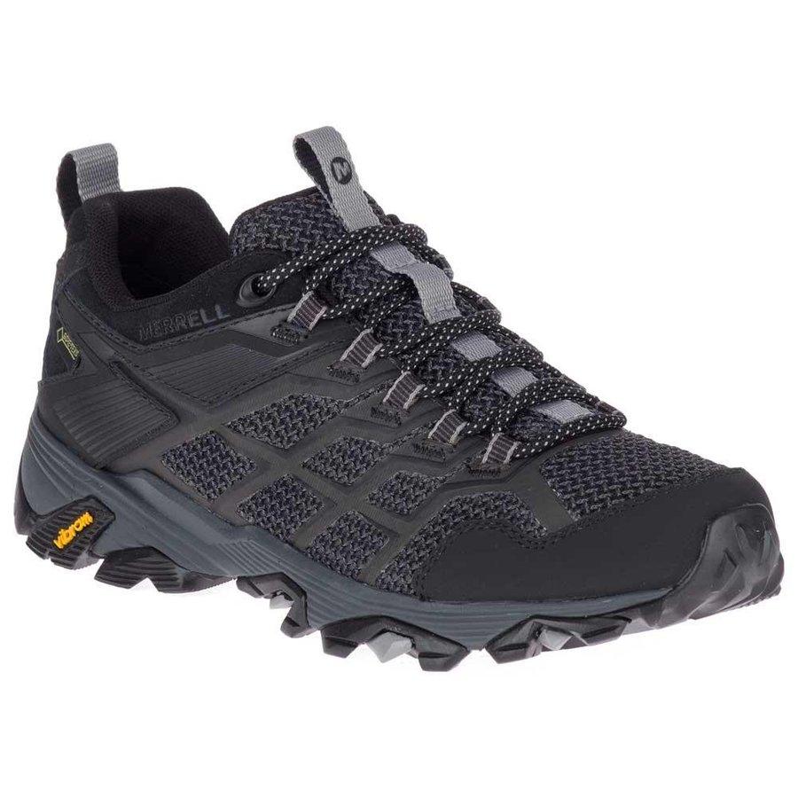 [ メレル ] Moab FST 2 Goretex ウーマン ( Black ) ★ 登山靴 ・ 靴 ・ 登山 ・ アウトドアシューズ ・ 山歩き ★