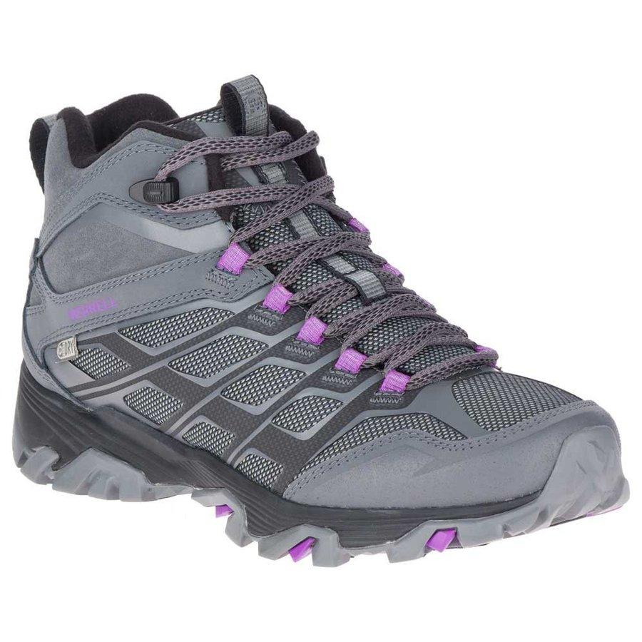 [ メレル ] Moab FST Ice+ ウーマン ( Steel ) ★ 登山靴 ・ 靴 ・ 登山 ・ アウトドアシューズ ・ 山歩き ★