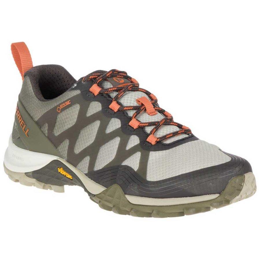 [ メレル ] Siren 3 Goretex ウーマン ( Olive ) ★ 登山靴 ・ 靴 ・ 登山 ・ アウトドアシューズ ・ 山歩き ★