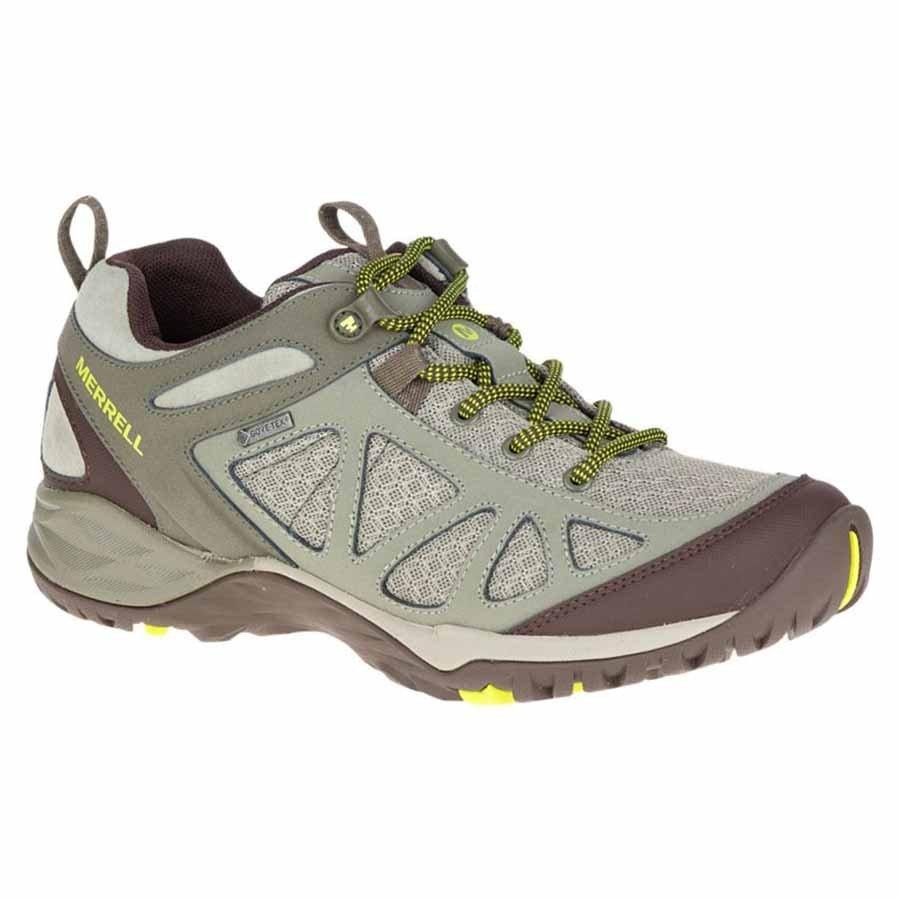 [メレル]Siren Q2 Sport Goretex ウーマン(Dusty Olive)★登山靴・靴・登山・アウトドアシューズ・山歩き★