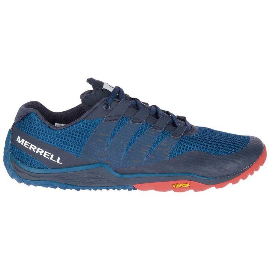 [メレル]Trail Glove 5(Sailor blue)★トレイルラン・山歩き・アウトドアシューズ・靴・登山★