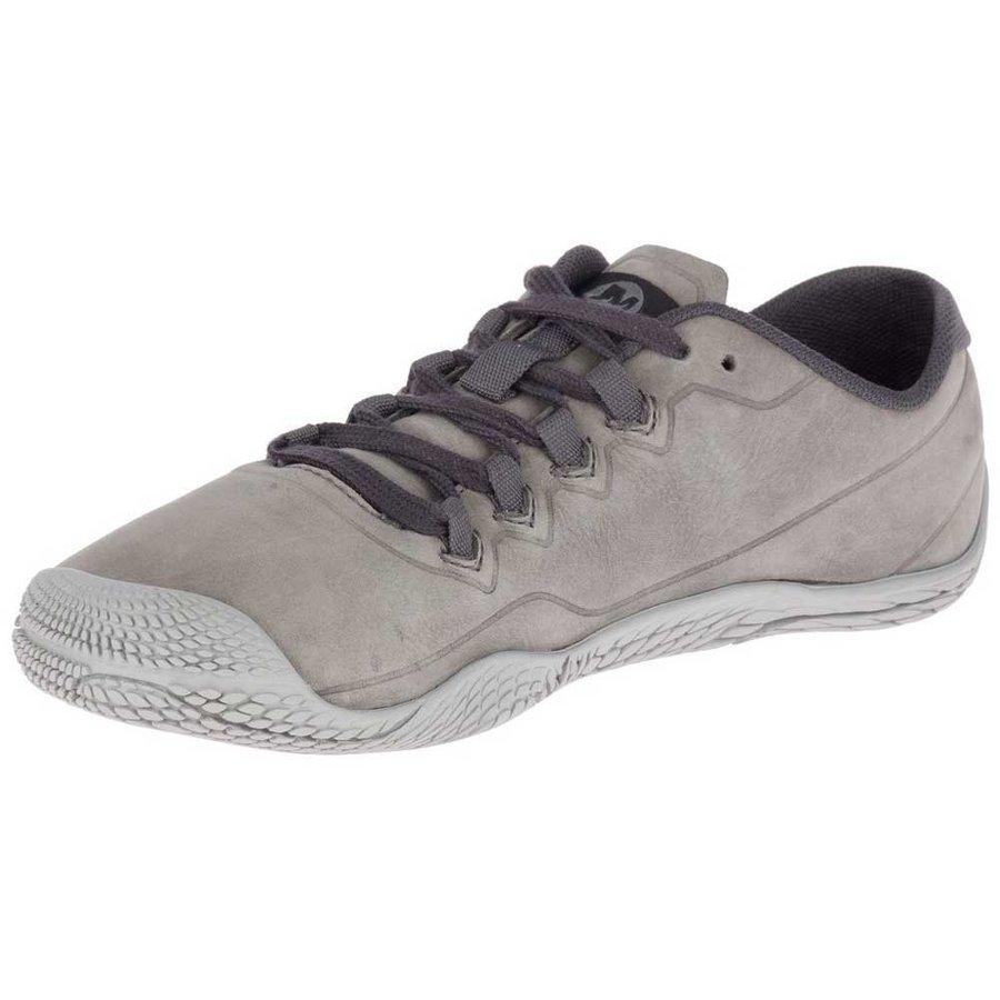 [ メレル ] Vapor Glove 3 Luna Leather ウーマン ( Charcoal ) ★ アプローチシューズ ・ 山歩き ・ アウトドアシューズ ・ 靴 ・ 登山 ★