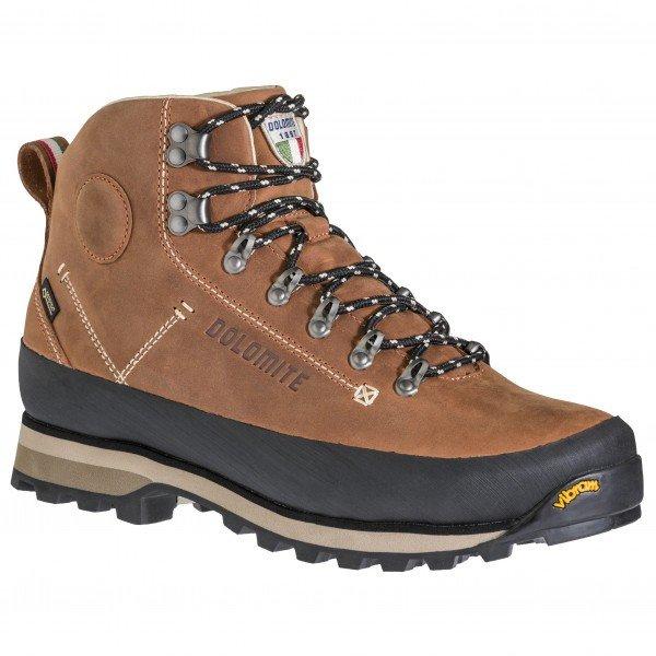 ドロミテ Shoe Trek GTX(Ochre Red)★登山靴・靴・登山・アウトドアシューズ・山歩き★