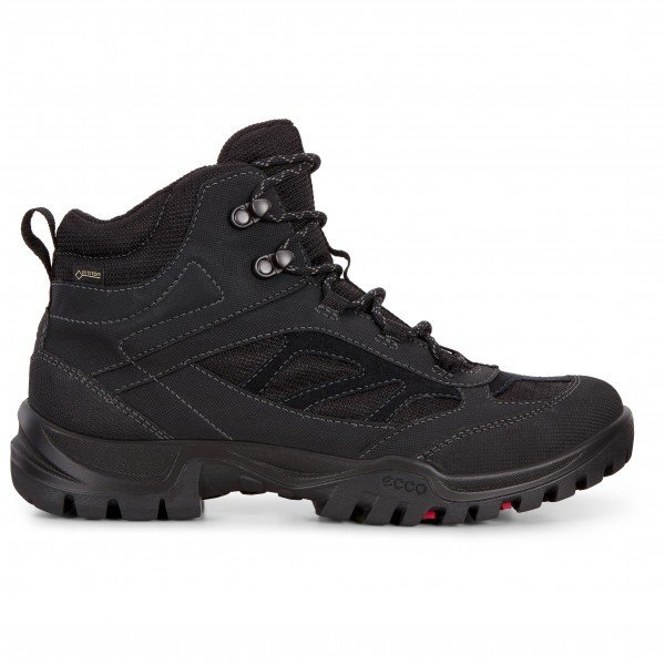 エコー Xpedition III High(Black / Black)★登山靴・靴・登山・アウトドアシューズ・山歩き★