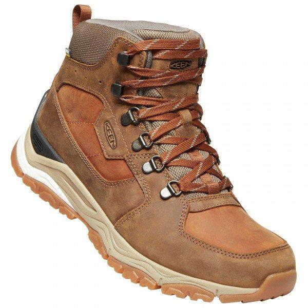 キーン Innate Leather Mid WP ( Musk ) ★ 登山靴 ・ 靴 ・ 登山 ・ アウトドアシューズ ・ 山歩き ★