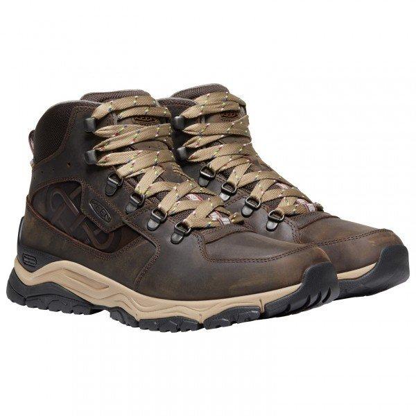 キーン Innate Leather Mid WP(Root Brown Limited Edition)★登山靴・靴・登山・アウトドアシューズ・山歩き★