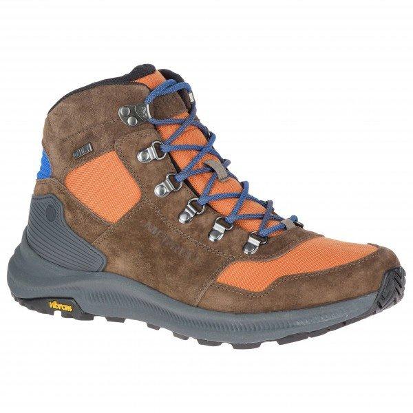 メレル Ontario 85 Mid WP(Exuberance)★登山靴・靴・登山・アウトドアシューズ・山歩き★