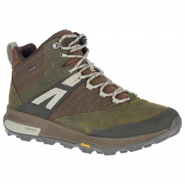 メレル Zion Mid GTX ( Dark Olive ) ★ 登山靴 ・ 靴 ・ 登山 ・ アウトドアシューズ ・ 山歩き ★