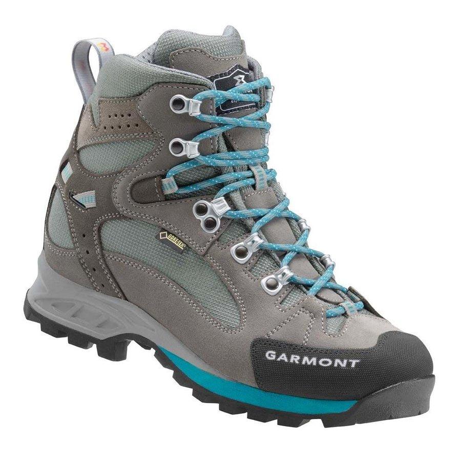 [ ガルモント ] Rambler GTX ( Warm Grey / Aqua Blue ) ★ 登山靴 ・ 靴 ・ 登山 ・ アウトドアシューズ ・ 山歩き ★