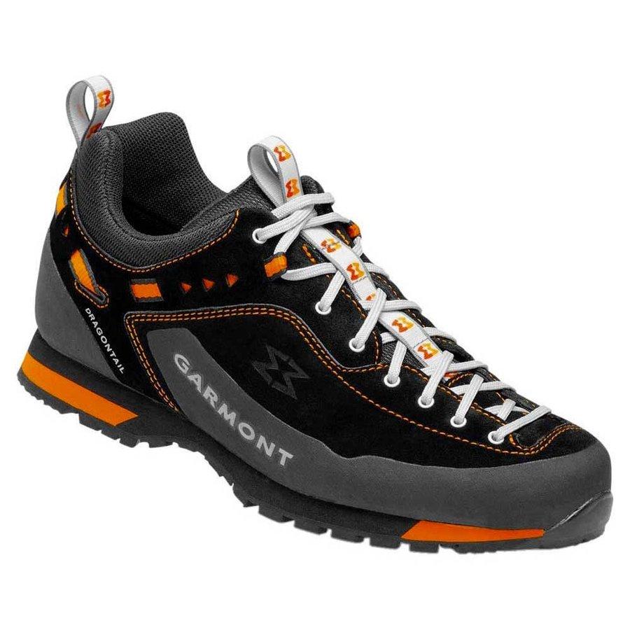 [ ガルモント ] Dragontail LT ( Black / Orange ) ★ アプローチシューズ ・ 山歩き ・ アウトドアシューズ ・ 靴 ・ 登山 ★