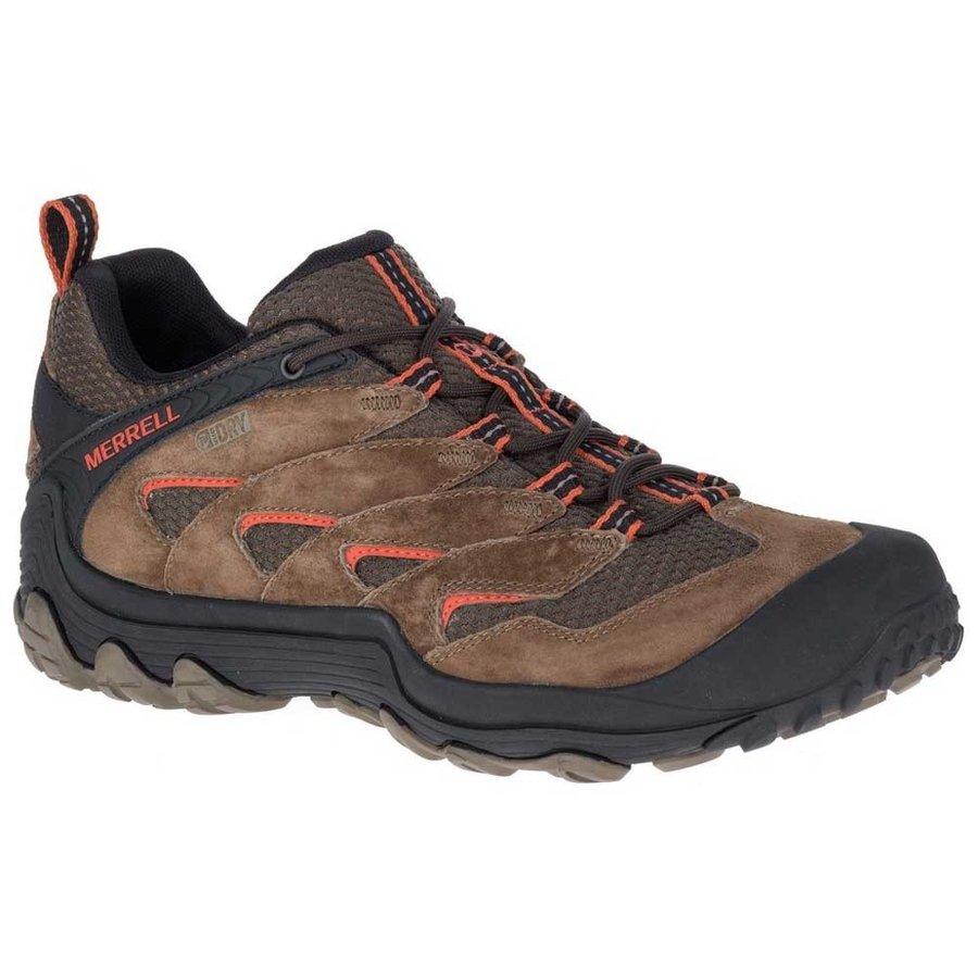 [ メレル ] Chameleon 7 Limit Waterproof ( Merrel Stone ) ★ 登山靴 ・ 靴 ・ 登山 ・ アウトドアシューズ ・ 山歩き ★