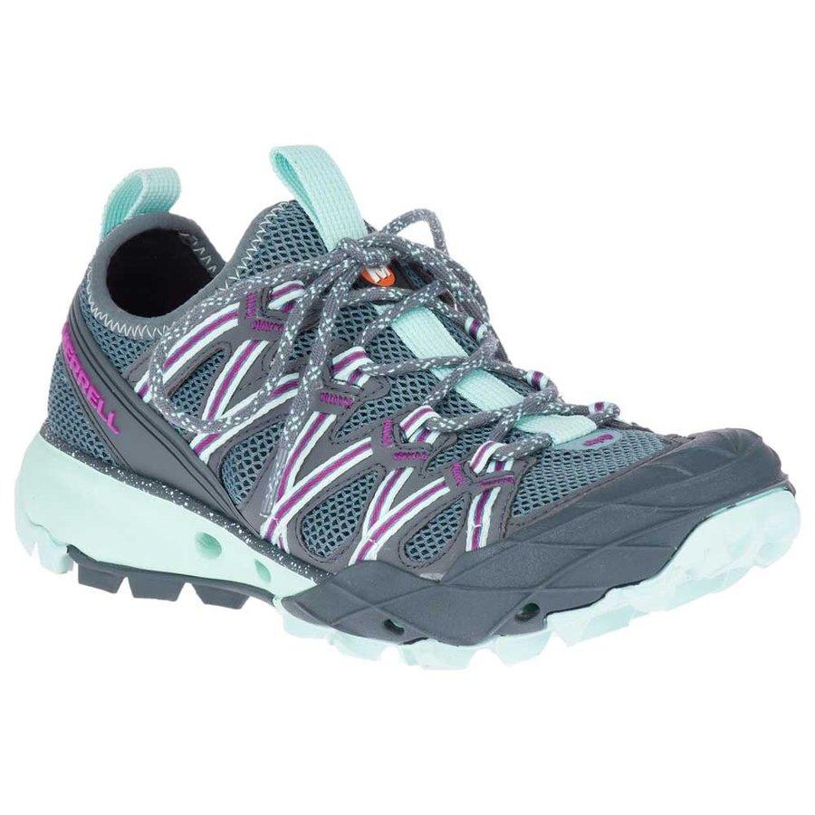 [ メレル ] Choprock ウーマン ( Blue Smoke ) ★ 登山靴 ・ 靴 ・ 登山 ・ アウトドアシューズ ・ 山歩き ★