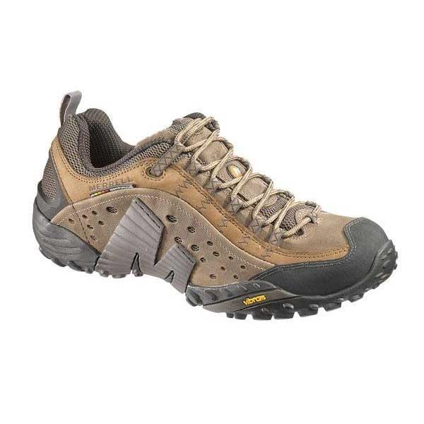 [ メレル ] Intercept ( Moth Brown ) ★ 登山靴 ・ 靴 ・ 登山 ・ アウトドアシューズ ・ 山歩き ★