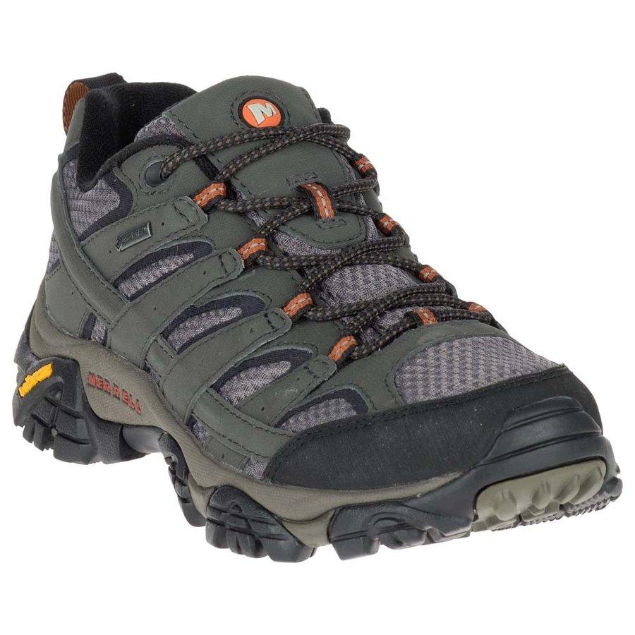 [ メレル ] Moab 2 Goretex ウーマン ( Beluga ) ★ 登山靴 ・ 靴 ・ 登山 ・ アウトドアシューズ ・ 山歩き ★