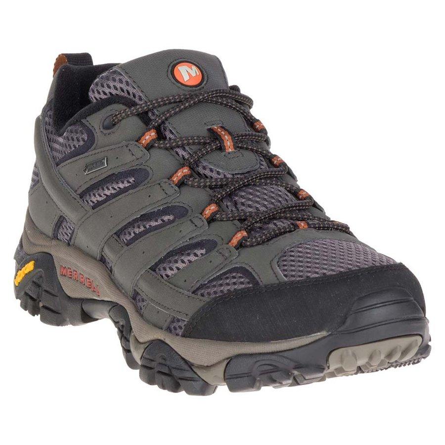 [ メレル ] Moab 2 Goretex ( Beluga ) ★ 登山靴 ・ 靴 ・ 登山 ・ アウトドアシューズ ・ 山歩き ★