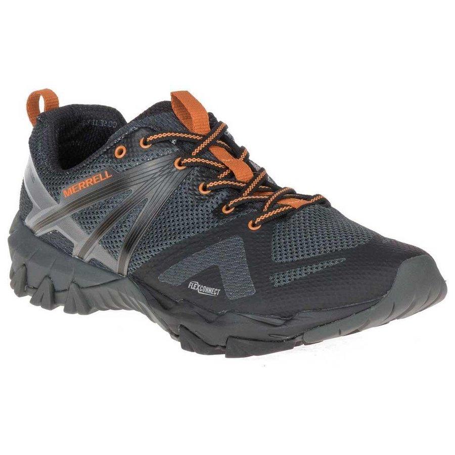 [ メレル ] MQM Flex Goretex ( Burnt / Granite ) ★ 登山靴 ・ 靴 ・ 登山 ・ アウトドアシューズ ・ 山歩き ★