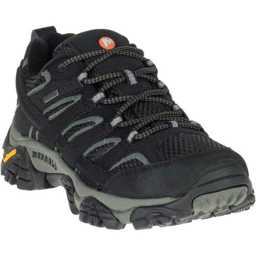 [ メレル ] Moab 2 Goretex ウーマン ( Black ) ★ 登山靴 ・ 靴 ・ 登山 ・ アウトドアシューズ ・ 山歩き ★