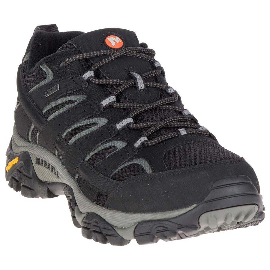[メレル]Moab 2 Goretex(Black)★登山靴・靴・登山・アウトドアシューズ・山歩き★