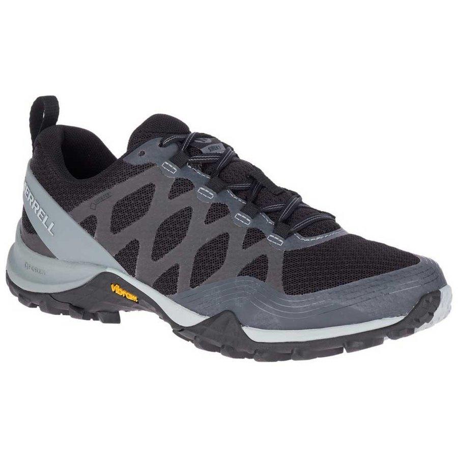 [メレル]Siren 3 Goretex ウーマン(Black)★登山靴・靴・登山・アウトドアシューズ・山歩き★