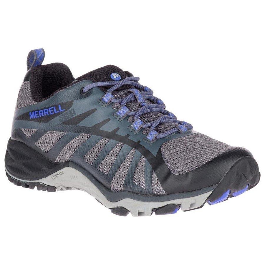 [ メレル ] Siren Edge Q2 ウーマン ( Black / Grey ) ★ 登山靴 ・ 靴 ・ 登山 ・ アウトドアシューズ ・ 山歩き ★