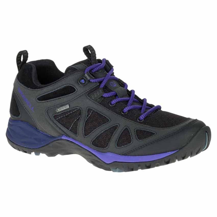 [ メレル ] Siren Q2 Sport Goretex ウーマン ( Black / Liberty ) ★ 登山靴 ・ 靴 ・ 登山 ・ アウトドアシューズ ・ 山歩き ★