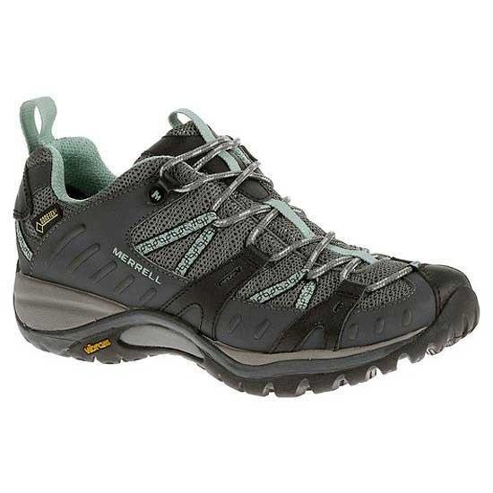 [ メレル ] Siren Sport Goretex ウーマン ( Sedona Sage ) ★ 登山靴 ・ 靴 ・ 登山 ・ アウトドアシューズ ・ 山歩き ★