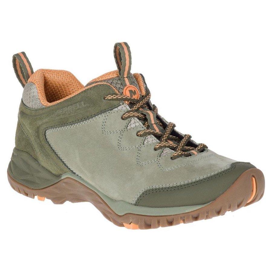 [ メレル ] Siren Traveller Q2 ウーマン ( Olive / Vertiver ) ★ 登山靴 ・ 靴 ・ 登山 ・ アウトドアシューズ ・ 山歩き ★