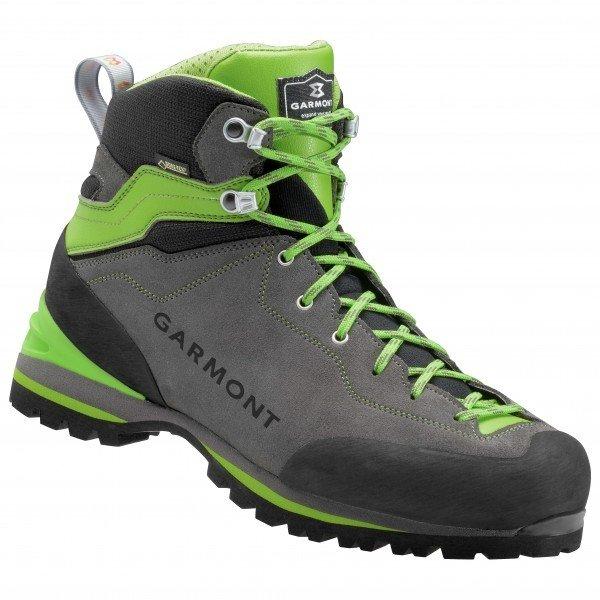 ガルモント Ascent GTX(Anthracite / Green)★ 登山靴 ・ 靴 ・ 登山 ・ アウトドアシューズ ・ 山歩き ★
