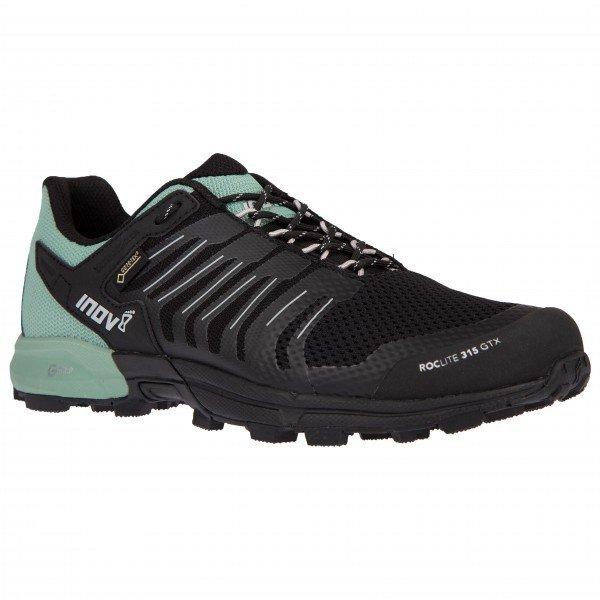 イノヴェイト Roclite 315 G GTX ウーマン(Black / Green)★トレイルラン・山歩き・アウトドアシューズ・靴・登山★