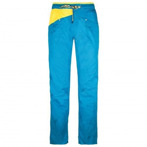スポルティバ Bolt パンツ(Tropic Blue / Lemonade)