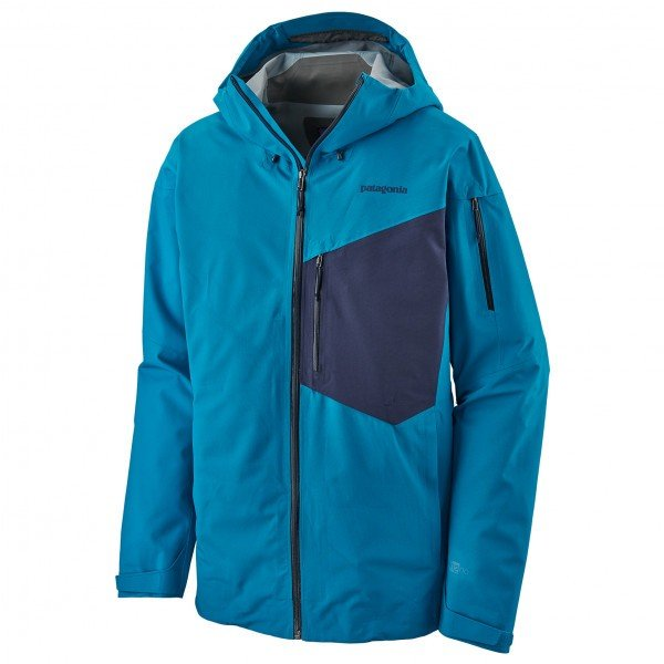 パタゴニア Snowdrifter スキージャケット メンズ ( Balkan Blue )