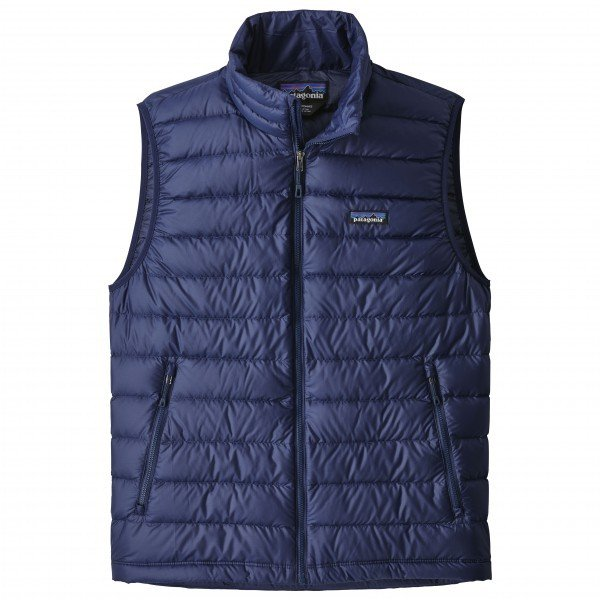 PATAGONIA Down Sweater Vest パタゴニア Down Sweater ダウンベスト  メンズ( Classic Navy W / Classic Navy )