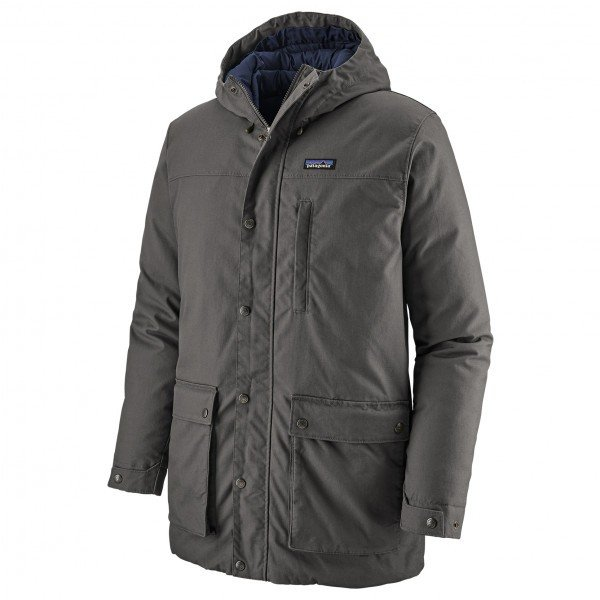 PATAGONIA Maple Grove Down Parka パタゴニア Maple Grove Down Parka コート メンズ ( Forge Grey )