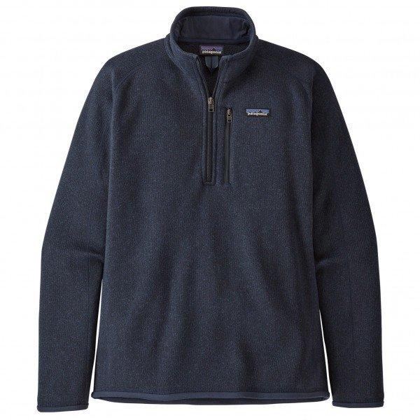 パタゴニア Better Sweater 1/4 Zip メンズ ( Neo Navy )
