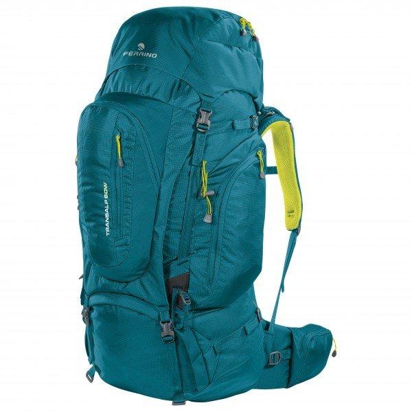 フェリーノ Backpack Transalp 60 レディース ( Blue )