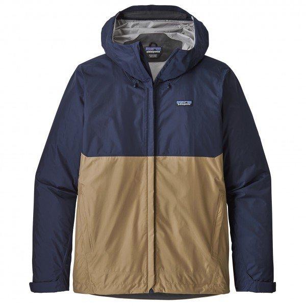 PATAGONIA Torrentshell Jacket パタゴニア Torrentshell Jacket メンズ(Classic Navy W / Mojave Khaki)