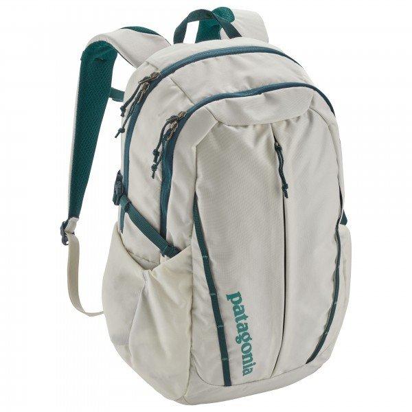 パタゴニア Refugio Pack 26L レディース ( Birch White W / Tidal Teal )