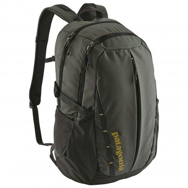 パタゴニア Refugio Pack 28L ( Forge Grey W / Textile Green )