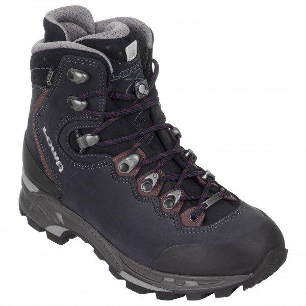 ローバー Mauria GTX ウーマン ( Dunkelblau / Bordeaux ) ★ 登山靴 ・ 靴 ・ 登山 ・ アウトドアシューズ ・ 山歩き ★