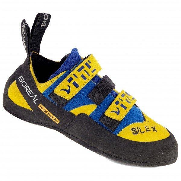 ボリエール Silex VCR ( Yellow / Blue ) ★ ロッククライミング ・ クライミングシューズ ・ ボルダリングシューズ ★