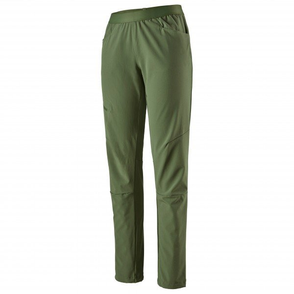 安心と信頼 PATAGONIA Women's 日時指定 Chambeau Rock Pants パタゴニア パンツ ウィメンズ ロック シャンボー Camp Green