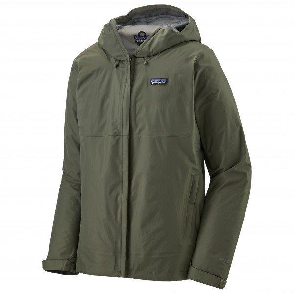 【 即納 】 パタゴニア ◆ Torrentshell 3L ジャケット メンズ(Industrial Green)