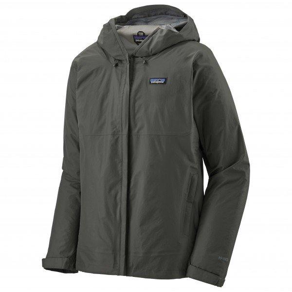パタゴニア ◆ Torrentshell 3L ジャケット メンズ(Forge Grey)