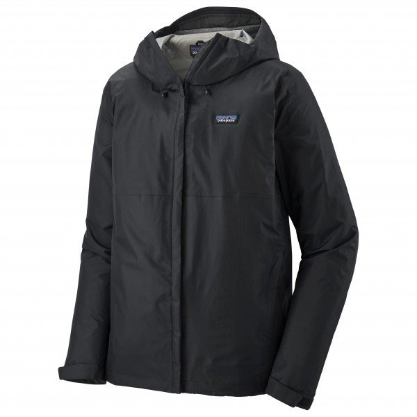 【 即納 】 パタゴニア ◆ Torrentshell 3L ジャケット メンズ(Black)