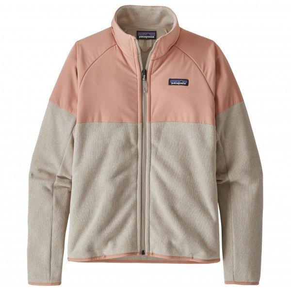 パタゴニア ◆ LW Better Sweater Shelled ベターセーターシェルド ジャケット レディース(Pumice)