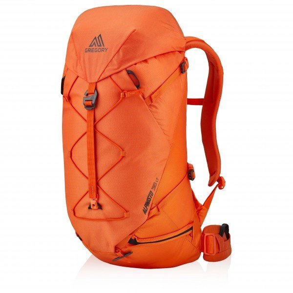 グレゴリー ◆ Alpinisto 38 LT(Zest Orange)